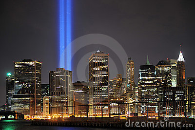 9/11 Manhattan, 2010 Editorial Photo