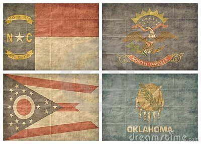 9/13 US state flags