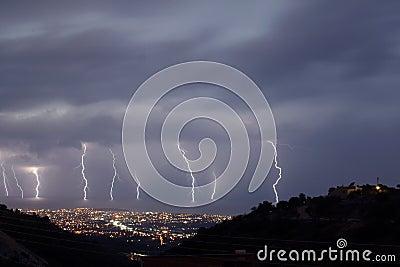 9 bolts of Lightning