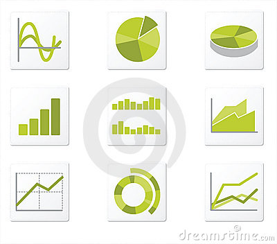 9 graph icon