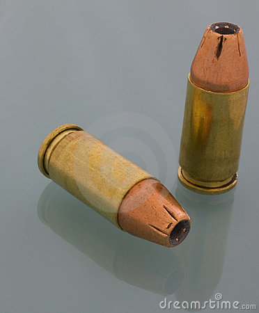 9 mm hollowpoints