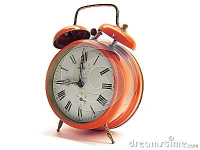 9 o�clock Alarm Clock