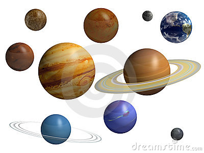 9 Planets