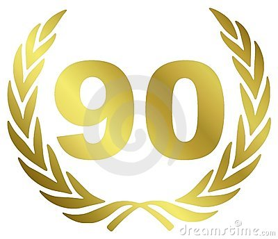 90 Anniversary