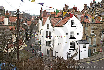 9000, Robin Hoods Bay, East Yorkshire Coast,  April 2006