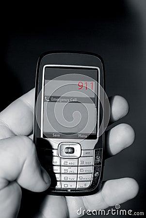 Free 911 Emergency Telephone Call Stock Photos - 11304883