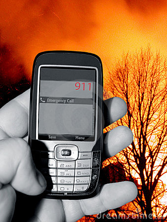 911 Emergency Telephone Call