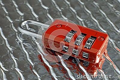 911 lock