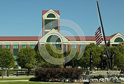 911 Memorial - Sandy, Utah Editorial Photography