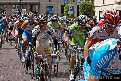 93rd Giro d Italia (Tour of Italy) - Cycling Editorial Photo