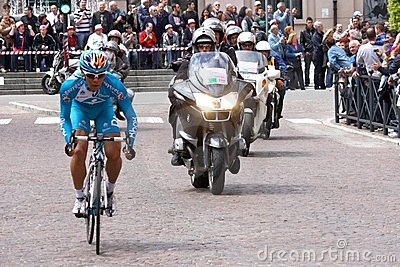 93rd Giro d Italia (Tour of Italy) - Cycling Editorial Image