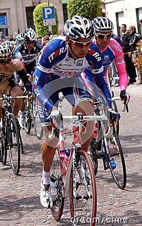Free 93rd Giro D Italia (Tour Of Italy) - Cycling Stock Photo - 14289540