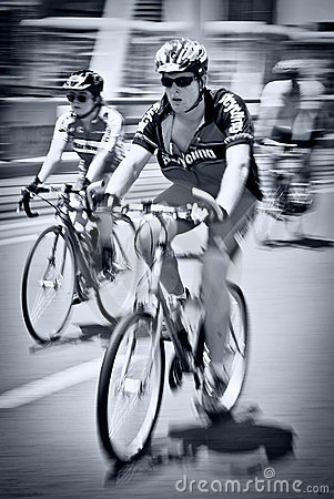 94.7 Momentum Cycle Challenge Editorial Stock Photo