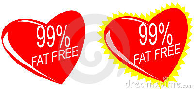 99  Fat free icon