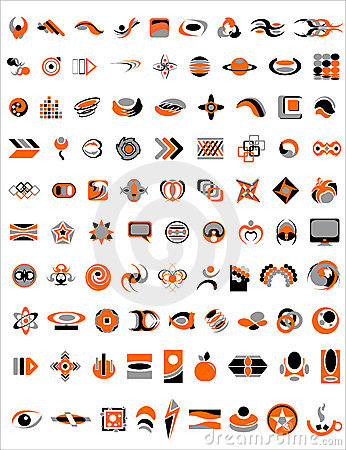 Free 99 Logos.cdr Royalty Free Stock Images - 6299099