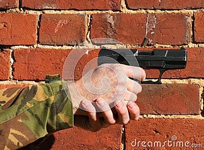 9mm Pistol