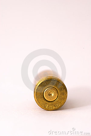9mm shell casing