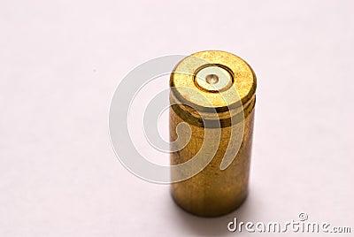 9mm shell casing
