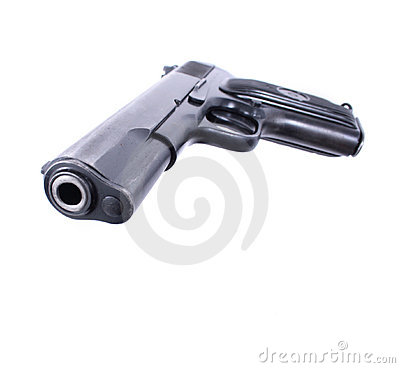 9mm weapon