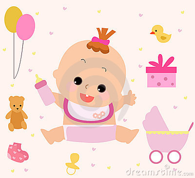 Free A Baby Royalty Free Stock Image - 5995246