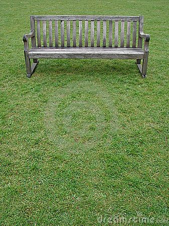Free A Bench Royalty Free Stock Image - 9266