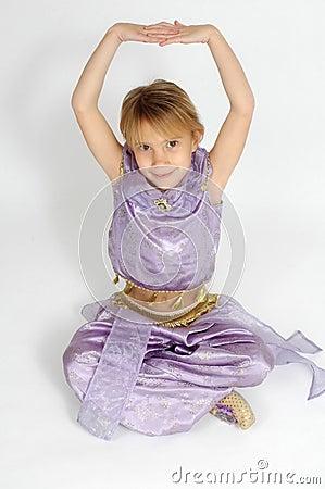 Free A Child Pretending Stock Photos - 416303