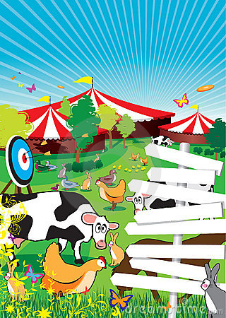 Free A Country Fair Background Stock Photos - 19807253