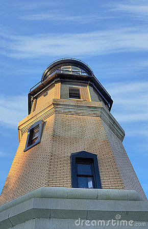 Free A Different View - Split Rock Lighthouse Stock Photos - 6977123