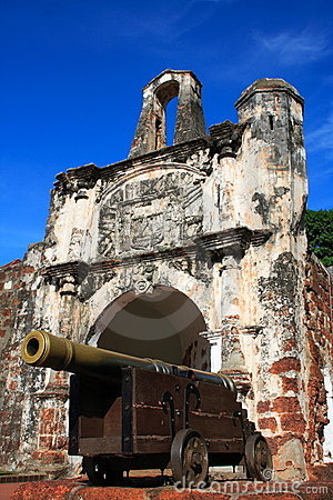 Free A  Famosa Fort Stock Photos - 14590533