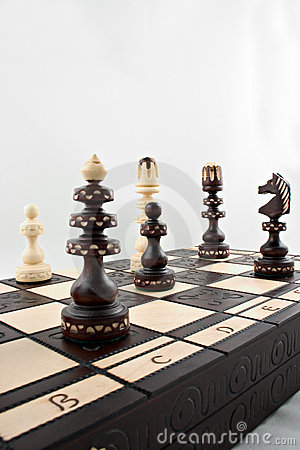 Free A Game Of Chess Stock Images - 2066654