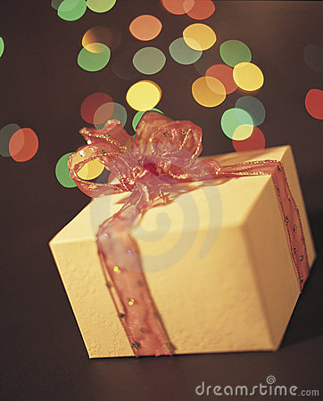 Free A Gift For You Stock Image - 291401