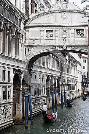 Free A Gondola Tour Royalty Free Stock Photos - 1795078