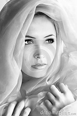 Free A Holy Beauty Royalty Free Stock Photo - 2566575