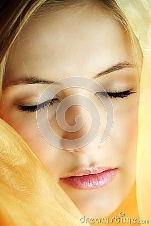 Free A Holy Beauty Stock Photo - 2566660