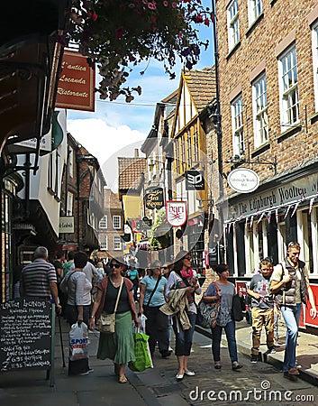 Free A Look At The Shambles, York, England Stock Photo - 27073530