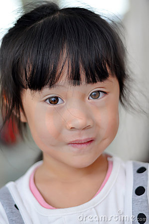 Free A Lovely Chinese Girl Stock Photos - 16365393