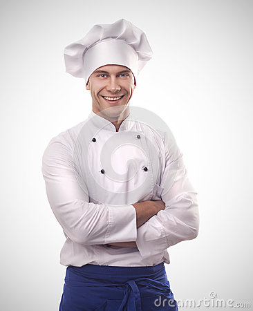 Free A Male Chef Stock Photo - 28026950