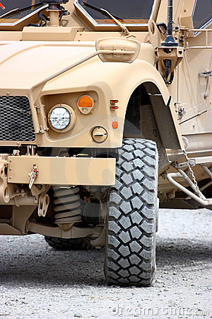 Free A Military Vehicle Stock Image - 19164261