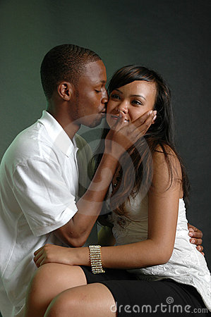 Free A Peck On The Cheek Stock Photo - 1171460