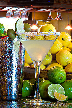Free A Perfect Margarita Royalty Free Stock Image - 8038746