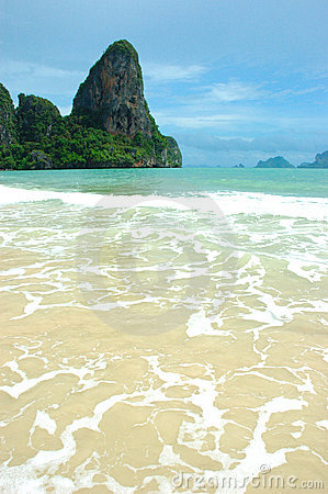 Free A Perfect Thailand Beach Vacation! Stock Photos - 1094753
