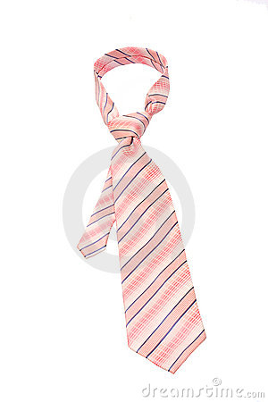 Free A Pink Tie Stock Images - 10871504