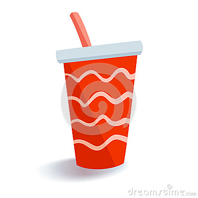 Free A Red Drink Cup Royalty Free Stock Photography - 54945477