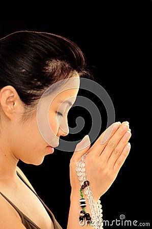 Free A Silent Prayer Royalty Free Stock Photo - 5140905
