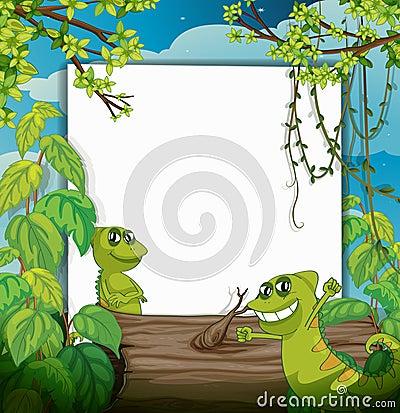 Free A Smiling Chameleons Royalty Free Stock Image - 33203966