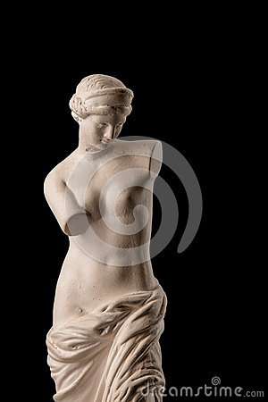 Free A Statue Of Venus, Plaster Stock Images - 85362324
