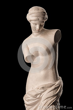 Free A Statue Of Venus, Plaster Stock Photo - 85362510