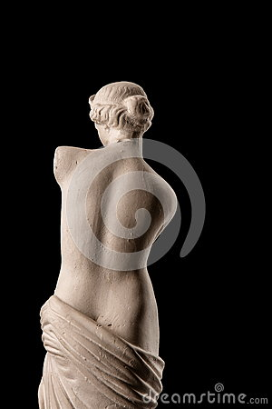 Free A Statue Of Venus, Plaster Stock Images - 85362684