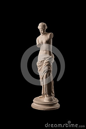 Free A Statue Of Venus, Plaster Stock Images - 85362804