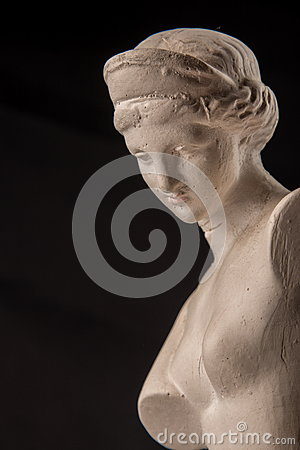 Free A Statue Of Venus, Plaster Royalty Free Stock Images - 85362949